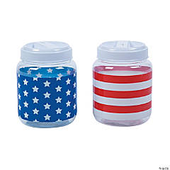 Patriotic Jars