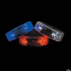 Patriotic Light-Up Bracelets