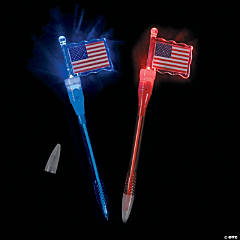 Patriotic Light-Up Pens