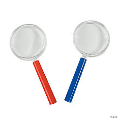 Patriotic Magnifying Glasses