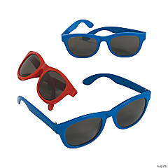 Patriotic Nomad Sunglasses