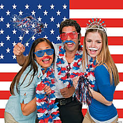 Patriotic Photo Booth