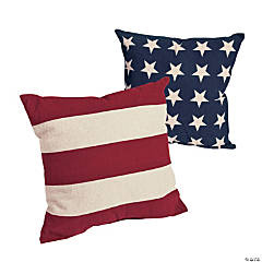 Patriotic Pillow Set