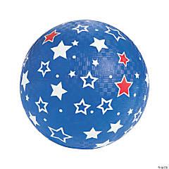 Patriotic Playground Balls