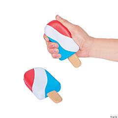 Patriotic Pop Stress Toys