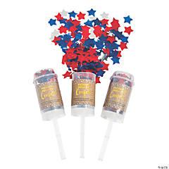 Patriotic Push-Pop Confetti