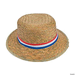 Patriotic Skimmer Hats