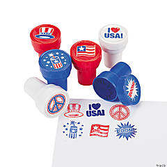 Patriotic Stampers