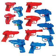 Patriotic Water Gun Assortment