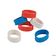 Patriotic Word Rings