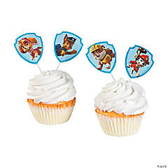 Paw Patrol™ Cupcake Picks