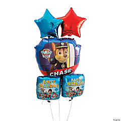 Paw Patrol Mylar Balloons