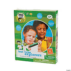 PBS Kids® Test Tube Explorers