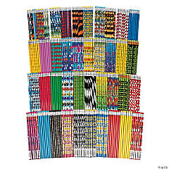 250 Pc. Mega Pencil Assortment