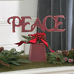 """Peace"" Tabletopper"