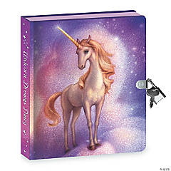 Peaceable Kingdom Unicorn Dreams Invisible Ink Diary
