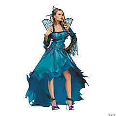 Peacock Adult Costume For Women
