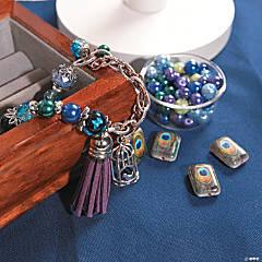 Peacock Bracelet Idea