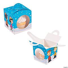 Peanuts® Christmas Cupcake Boxes