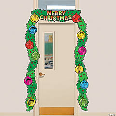 Peanuts® Christmas Door Border