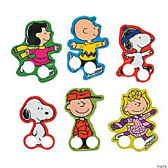 Peanuts® Christmas Finger Puppets