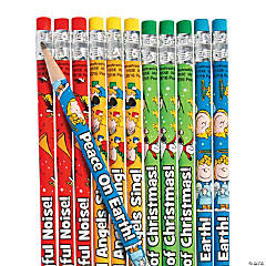 Peanuts® Christmas Inspirational Pencils