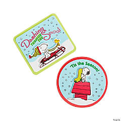 Peanuts® Christmas Magnet Craft Kit