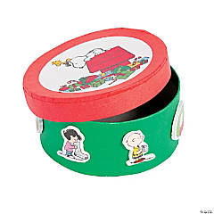 Peanuts® Christmas Memory Box Craft Kit