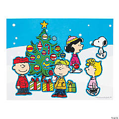 Peanuts® Christmas Sticker Scenes