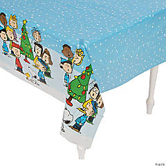 Peanuts® Christmas Tablecloth