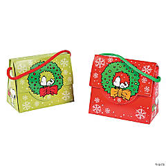 Peanuts® Christmas Tent Boxes with Handles