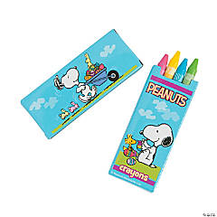 Peanuts® Easter Crayons