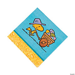 Peanuts® Easter Luncheon Napkins