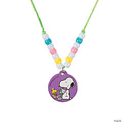Peanuts® Easter Necklace Craft Kit