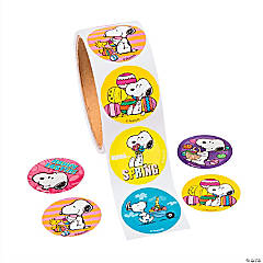 Peanuts® Easter Stickers