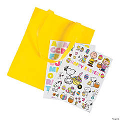Peanuts® Easter Tote Bag Craft Kit