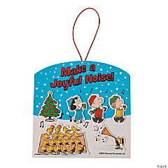 Peanuts® Faith Christmas Sign Craft Kit