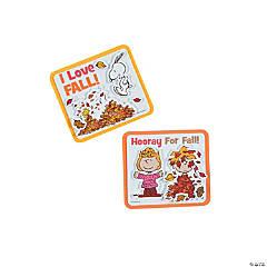 Peanuts® Fall Magnet Craft Kit