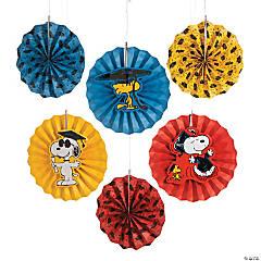 Peanuts® Graduation Hanging Fans