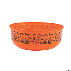 Peanuts® Halloween Bowl