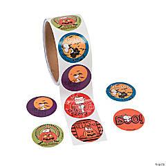 Peanuts® Halloween Stickers