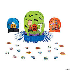 Peanuts® Halloween Table Decorating Kit