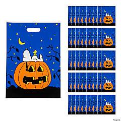 Peanuts® Halloween Trick-orTreat Bags