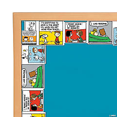Peanuts® Panels Bulletin Board Borders