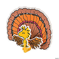 Peanuts® Standing Woodstock Thanksgiving Craft Kit