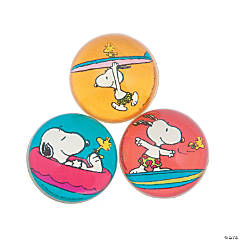 Peanuts® Summer Bouncy Ball Assortment