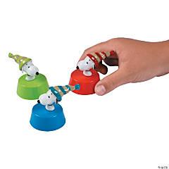 Peanuts<sup>&#174;</sup> Christmas Pullback Racers