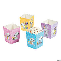 Peanuts<sup>&#174;</sup> Easter Popcorn Boxes