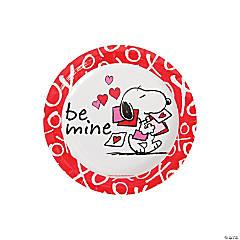 Peanuts<sup>&#174;</sup> Valentine Paper Dessert Plates