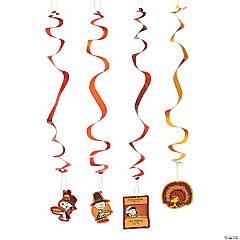 Peanuts® Thanksgiving Hanging Swirls